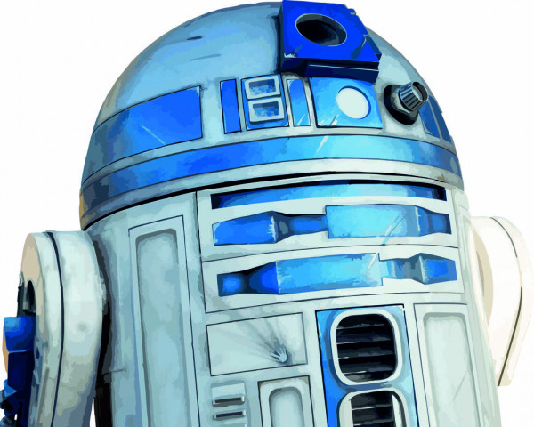 R2D2 – The Artificial Intelligence Droid